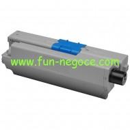 Toner compatible OKI C310BK