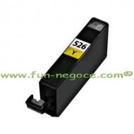 Cartouche compatible CLI526XL Y