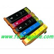 Set de 5 cartouches compatibles T2621, T2631, T2632, T2633, T2634