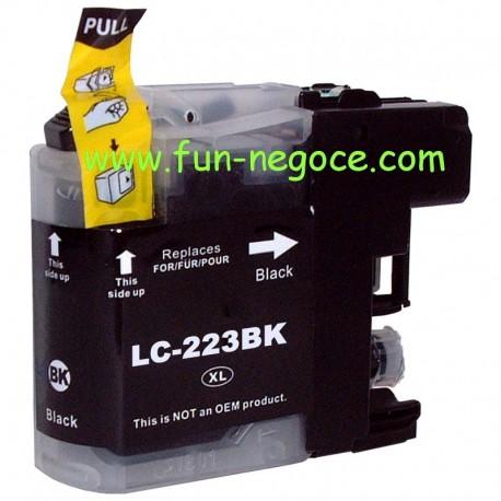 Cartouche compatible LC223XL BK