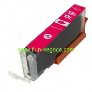 Cartouche compatible CLI581XXL M