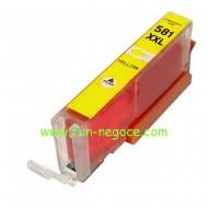Cartouche compatible CLI581XXL Y