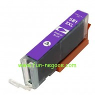 Cartouche compatible CLI581XXL PB